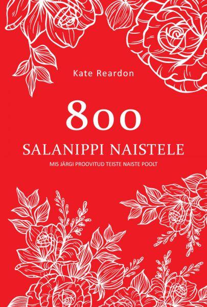 800 salanippi naistele